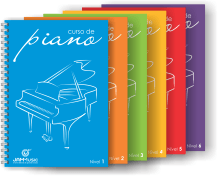 Método Exclusivo de Piano JAM Music