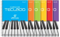 Método Exclusivo de Teclado JAM Music