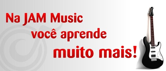 Aulas Especiais JAM Music