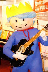 Hospital Pequeno Príncipe e JAM Music violão