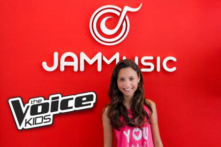 Aluna de Canto da JAM está no The Voice...