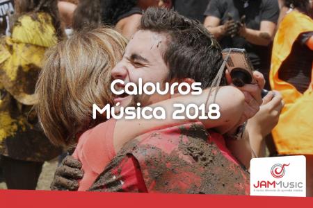Calouros Música 2018